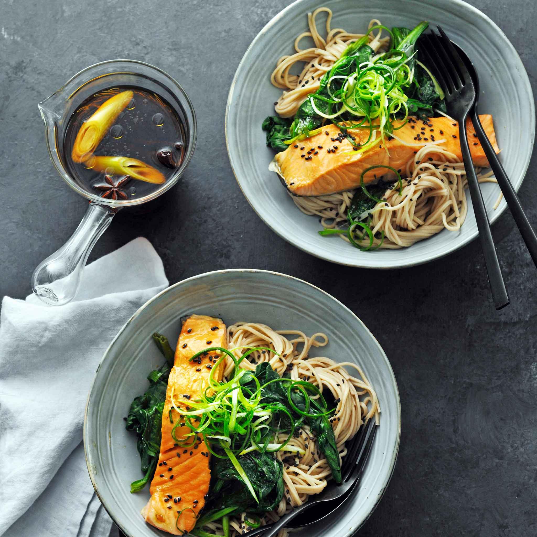 Recept gezonde instantnoodles